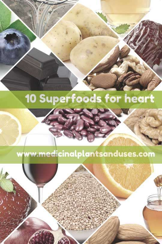 10 Best superfoods for heart and cardiovascular health