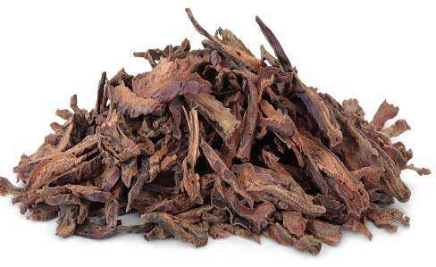 Ashoka plant bark