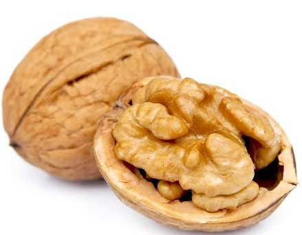 Walnuts to prevent cancer