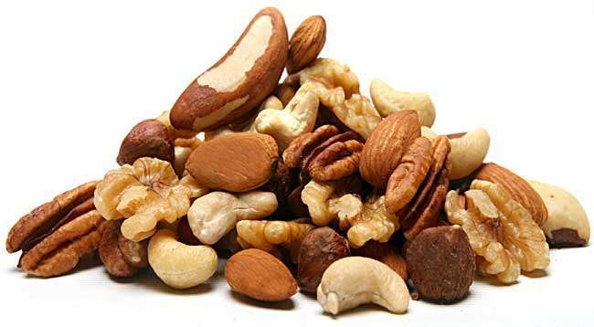 nuts for cardiovascular health