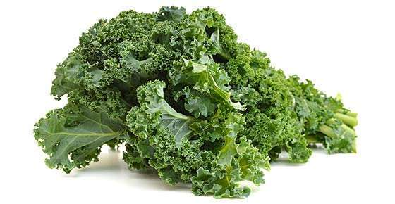 kale for stomach ulcer treatment