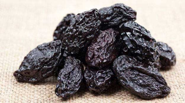 prunes for constipation cure