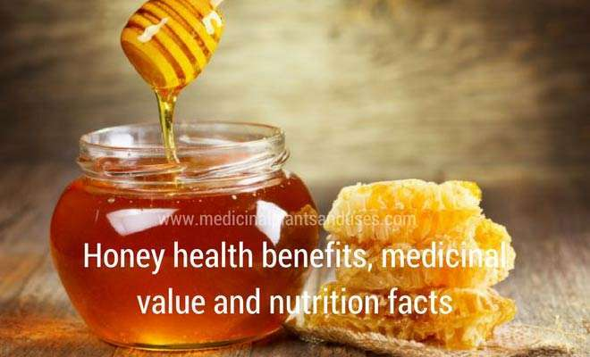 Honey health benefits, medicinal value and nutrition facts