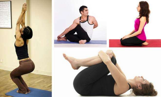 Best yoga asanas for stomach problems
