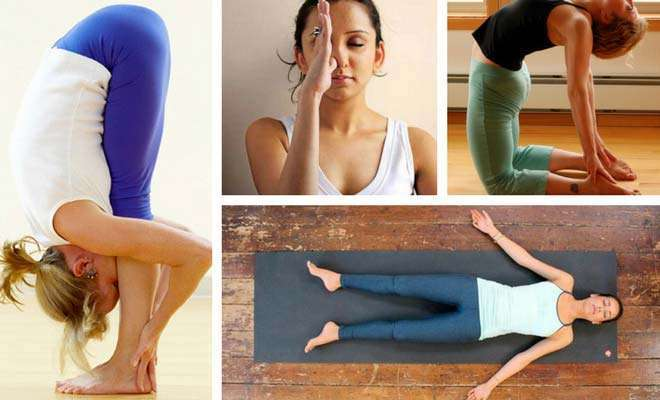 Best yoga poses to treat asthma