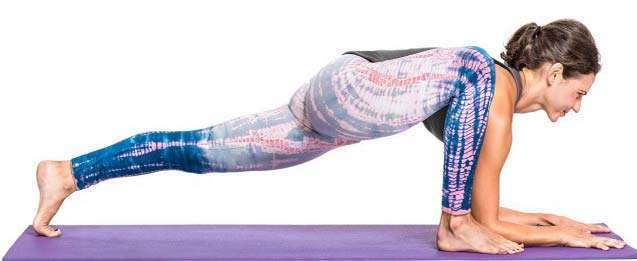 Utthan Pristhasana yoga