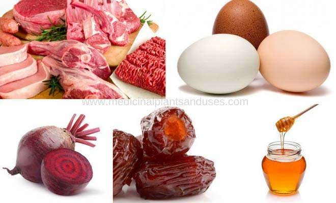 superfoods to treat anemia and iron deficiency