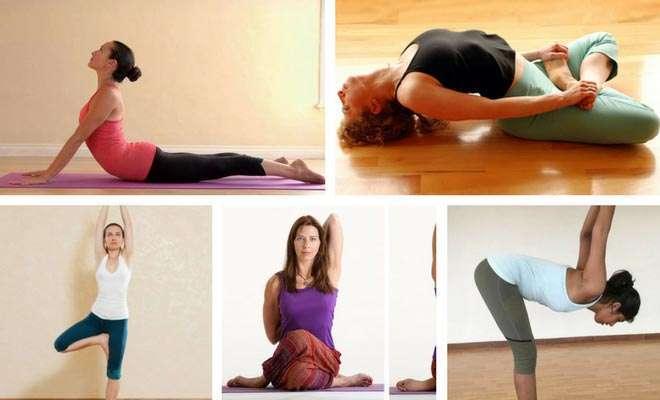 Yoga asanas for breast enlargement naturally