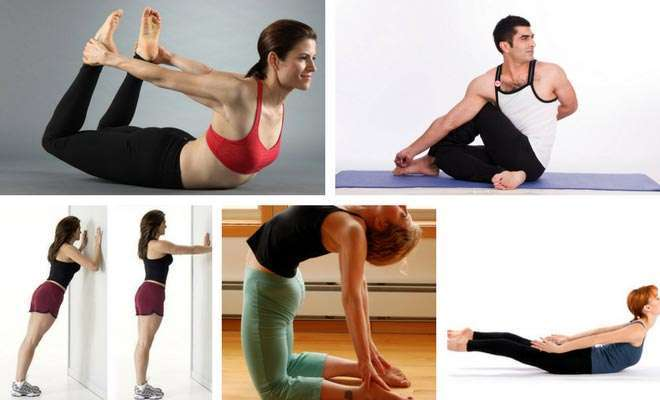 Yoga exercises for Breast Enlargement