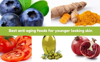 Best anti aging foods for younger looking skin
