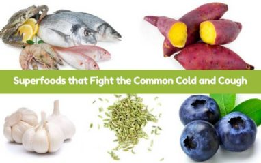Best superfoods for cold and cough