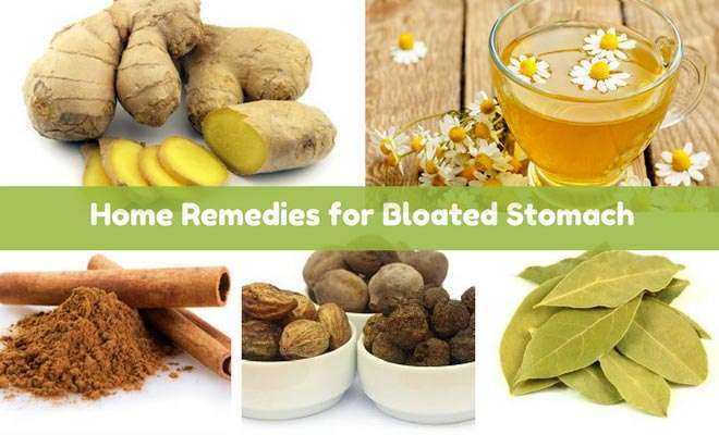 Stomach bloating natural remedies for bloated belly