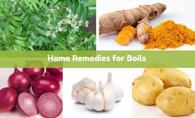boil treatment at home
