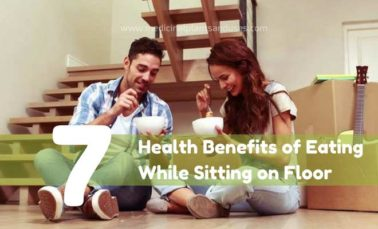 All Health Benefits Of Sitting On The Floor And Eating