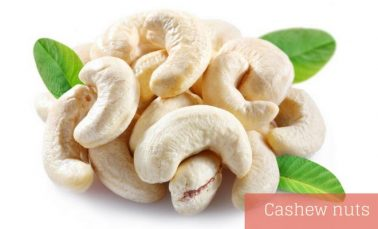 Cashew nuts health benefits and nutrition facts