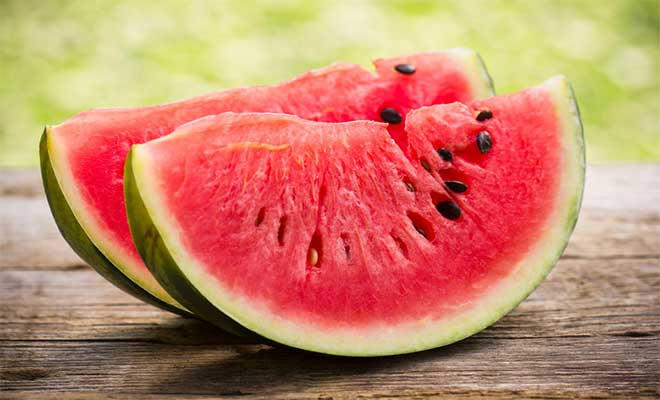 Health benefits of watermelon juice & fruit and side effects