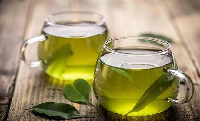 consume green tea