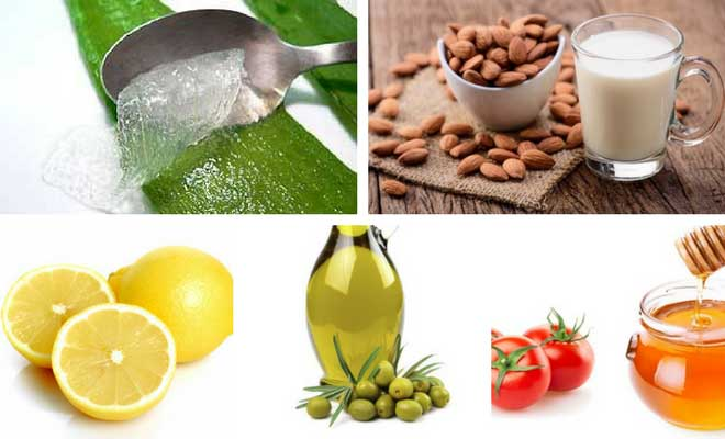 foods to get rid of Black Neck