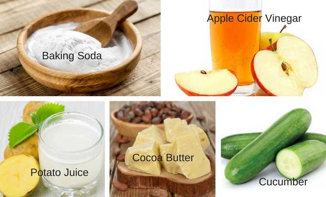 foods to get rid of dark Neck