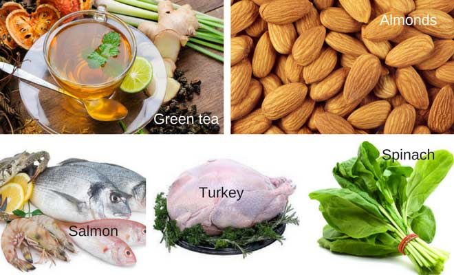 foods to increase metabolic rate