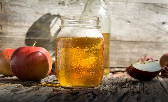 Top 10 amazing health benefits of apple cider vinegar