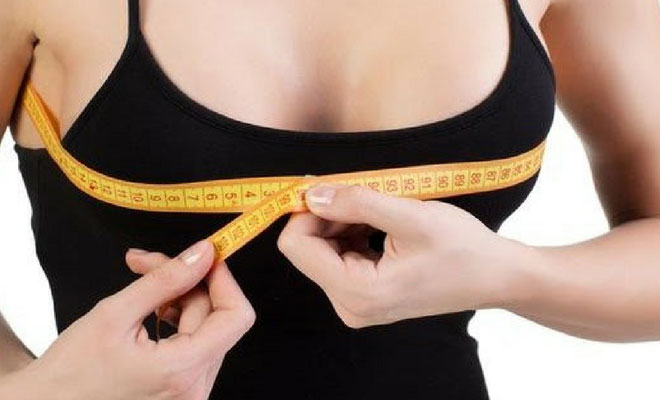 How to reduce breast size fast naturally